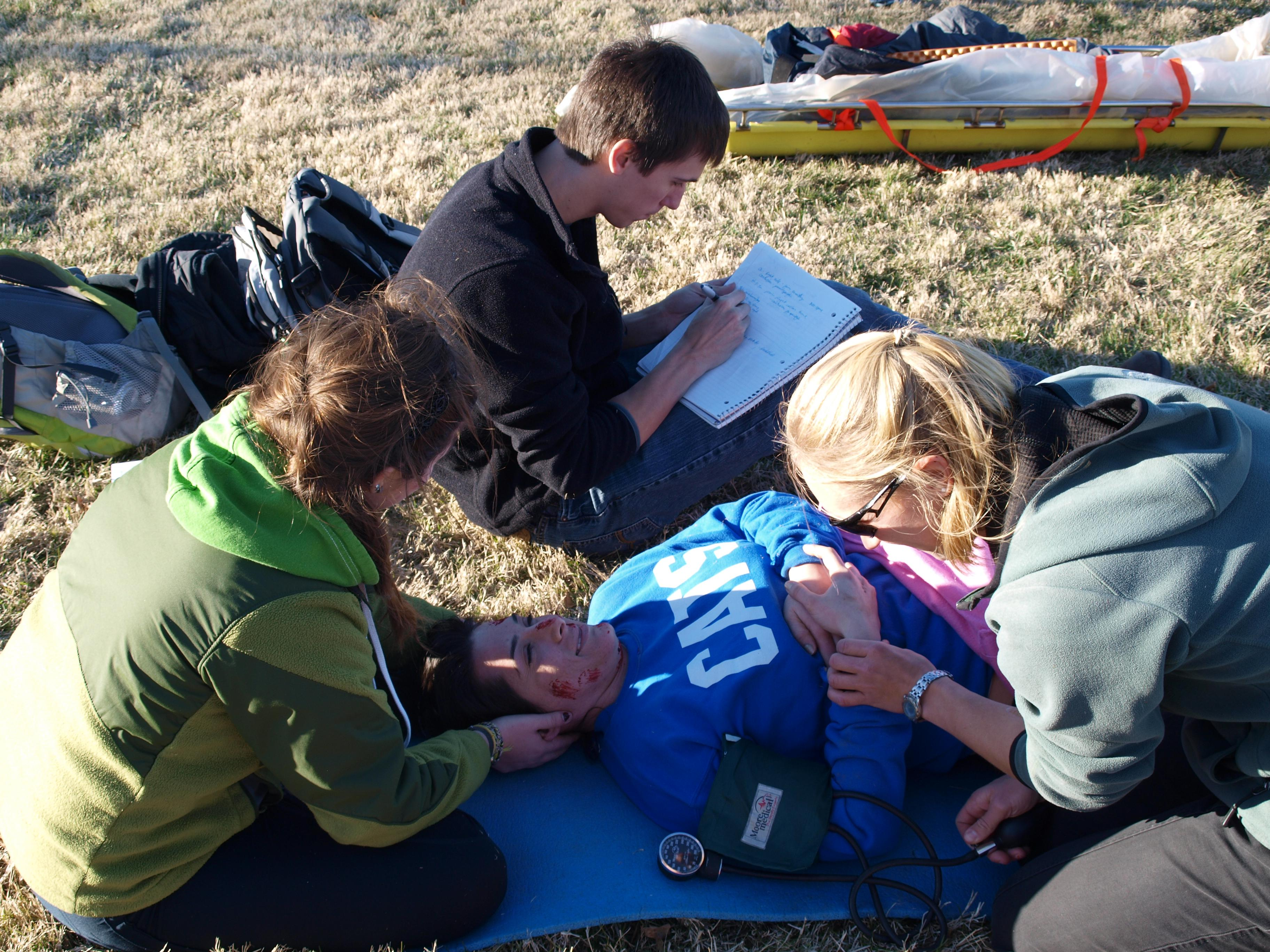 Wilderness First Responder Course To Be Offered In January